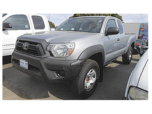 2015 TOYOTA TACOMA ACCESS CAB A must see Auto P1814037516 22995 Only at WINN HYUNDAI of San