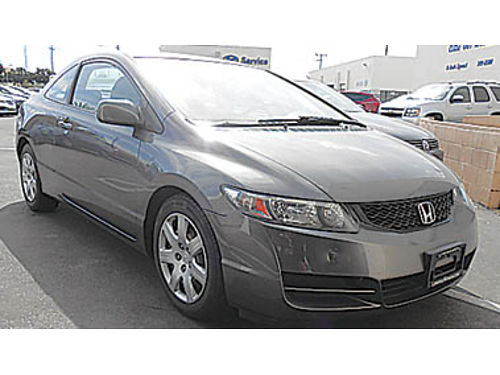 2010 HONDA CIVIC COUPE Great MPG Auto 8995 P1906536155 Only at WINN HYUNDAI of Santa Maria