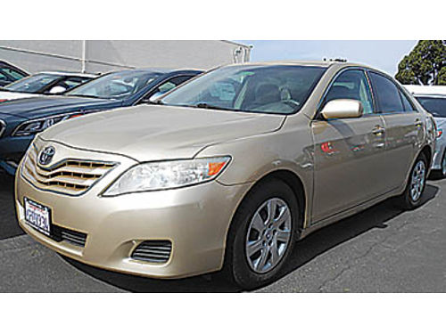 2011 TOYOTA CAMRY LE Auto great mpg Prior rental 10995 P1895R097125 Only at WINN HYUNDAI o
