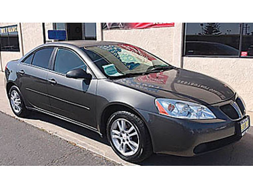 2005 PONTIAC G6 - Hurry Just reduced to 4492 7033131228 BEST BUY AUTO SALES 202 W Betteravia
