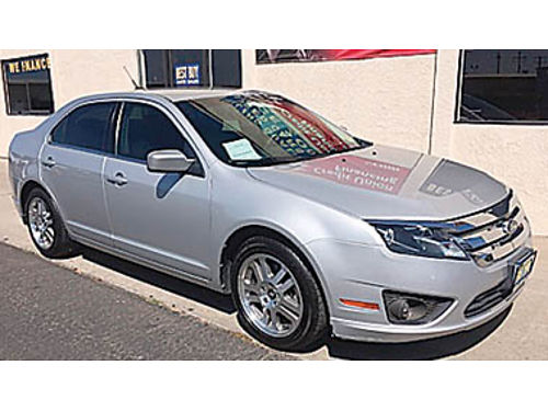 2010 FORD FUSION SE - MPG Just reduced to 8998 7228297382 BEST BUY AUTO SALES 202 W Betterav