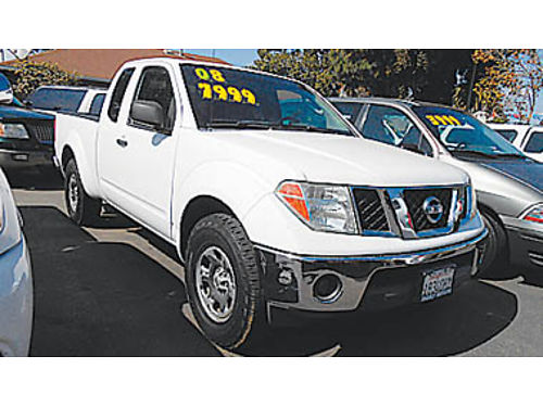2008 NISSAN FRONTIER KING CAB SE Wow 7995 U2428429964 Only at FAMILY MOTORS Santa Maria 805