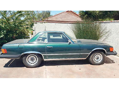 1974 MERCEDES-BENZ 450LS CONVERTIBLE Runs good  in very good condition 6000 obo Please call 805