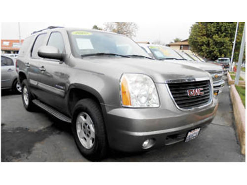 2007 GMC YUKON 3rd row seat leather nice family ride 15995 113478887 SBCARCO 1001 West Ma