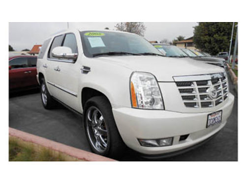 2008 CADILLAC ESCALADE Luxury 3rd seat A must see family ready 19995 1138174582 SBCARCO