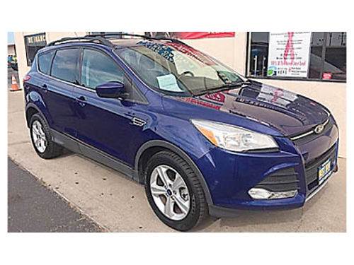 2013 FORD ESCAPE SE Must see  drive 12593 7299B72006 BEST BUY AUTO SALES 202 W Betteravia