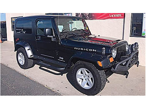 2005 JEEP WRANGLER Unlimited Reduced to 17590 Rubicon 82K miles 7283383895 BEST BUY AUTO SA