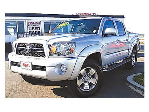 2011 TOYOTA TACOMA DOUBLE CAB - 4wd 7287061280 28995 BORJON AUTO CENTER 2235 Golden Hill Rd
