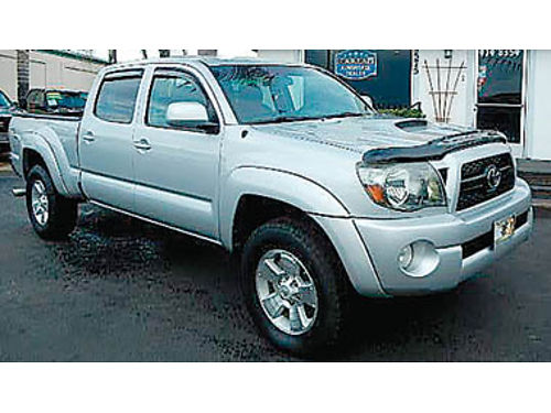 2011 TOYOTA TACOMA TRD SPORT 4x4 TRD pkg hard to find 21995 8790648113 CENTRAL COAST CAR C