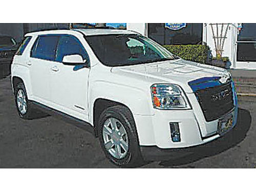 2013 GMC TERRAIN SLT AWD fully loaded priced to sell at 13995 8794215568 CENTRAL COAST CAR