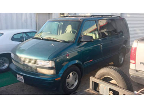2002 FORD AEROSTAR AC power everything AWD 8 passenger new tires 2995 643820 DW AUTO SALES