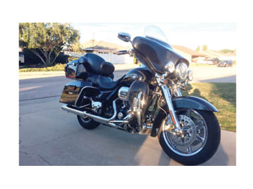 2013 HARLEY-DAVIDSON Anniversary limited edition CVO Screaming Eagle Bike has all the options 19