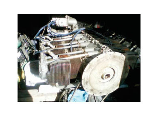 LYCOMING AIRCRAFT ENGINE fuel injected 540 300HP good for experimental AC airboat Dune buggy