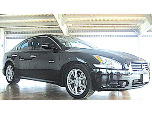 2012 NISSAN MAXIMA 35 SV nice car leather loaded 14494 18271T803814 Pre-owned SANTA MARI
