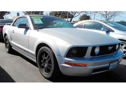 2005 FORD MUSTANG Convertible Leather Fun in the Sun 7995 1063174678 SBCARCO 1001 West Mai