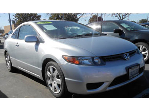 2007 HONDA CIVIC 5spd economical 6995 1110545508 SBCARCO 1001 West Main St Santa Maria 80