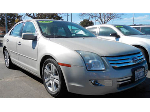 2008 FORD FUSION SEL very clean V6 only 85K miles 7995 1164200918 SBCARCO 1001 West Main S