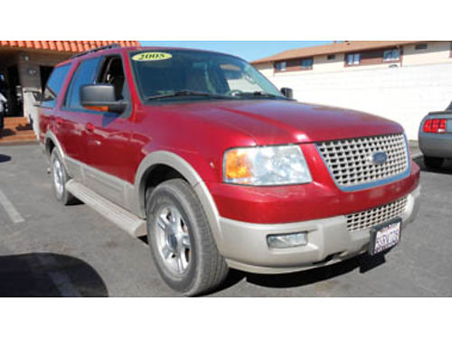 2005 FORD EXPLORER leather 3rd row Eddie Bauer 5995 1068a13178 SBCARCO 1001 West Main St