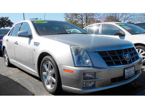 2008 CADILLAC STS moonroof leather  more 8995 1145125157 SBCARCO 1001 West Main St Santa