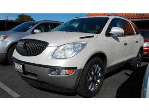 2008 BUICK ENCLAVE leather 7 passenger loaded 13995 1143111353 SBCARCO 1001 West Main St