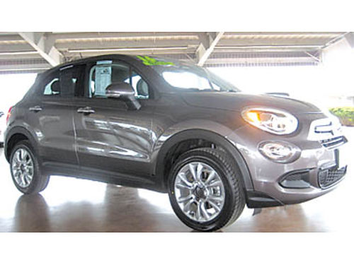2016 FIAT 500X Easy Blowout price of 13494 13148PX363697 Pre-owned SANTA MARIA CHRYSLER DODG