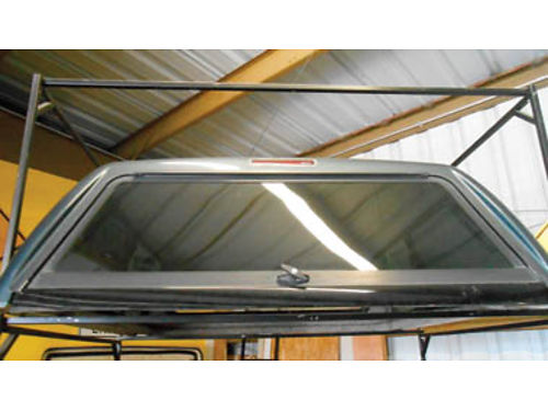 SNUGTOP SHELL Cab high for 2000-08 Ford F250 6-12 bed 500 Call for more info LINE-X 805-347-7