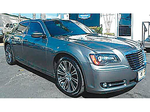2012 CHRYSLER 300S Beats by DRE edition new tires super clean 13495 8804186111 CENTRAL COA