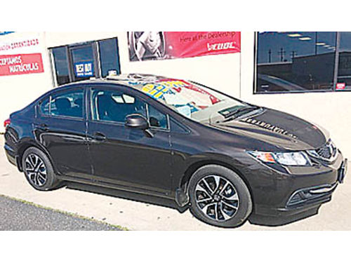 2013 HONDA CIVIC EX only 44K miles 13992 7437513994 BEST BUY AUTO SALES over 100 cars in st