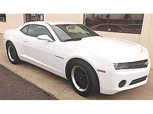 2013 CHEVY CAMARO 1LS only 41K miles 16992 74281444413 BEST BUY AUTO SALES over 100 cars in