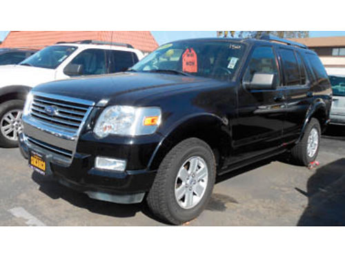 2010 FORD EXPLORER 4x4 10995 0939A43221 SBCARCO 1001 West Main St Santa Maria 805-614-7790