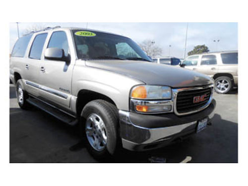 2003 GMC YUKON XL SLT 4x4 3rd row seat 7995 1161145956 SBCARCO 1001 West Main St Santa Mar