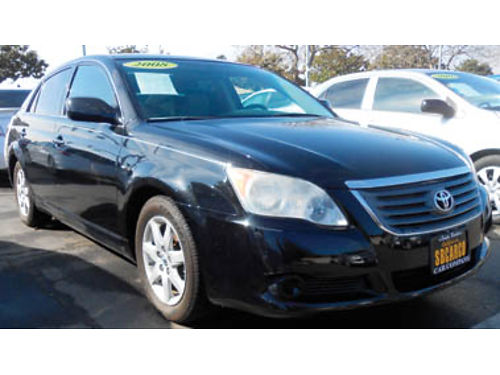 2008 TOYOTA AVALON XL Great Car Must see  drive 8995 1137293315 SBCARCO 1001 West Main St