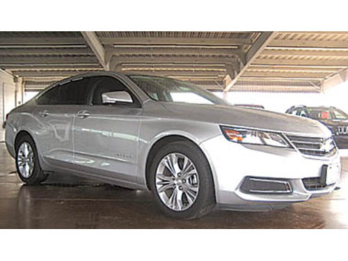 2014 CHEVY IMPALA LT 2LT Clean one owner 16994 23179P140592 Pre-owned SANTA MARIA CHRYSLER
