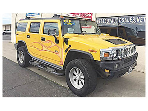 2003 HUMMER H2 Fun to drive 17992 7385110432 BEST BUY AUTO SALES over 100 cars in stock S
