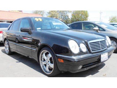 1999 MERCEDES E55 AMG Loaded 6995 1196816619 SBCARCO 1001 West Main St Santa Maria 805-614