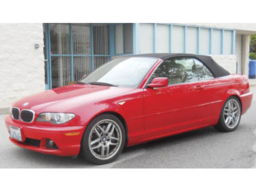 2006 BMW 330 CI Only 79K miles all maint done  you can talk to BMW certified mechanic always gar