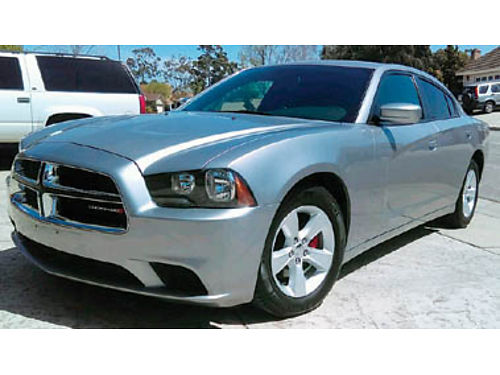 2014 DODGE CHARGER SE 47206 miles 31 MPG Hwy AT extra clean 16890 obo 805-714-0823