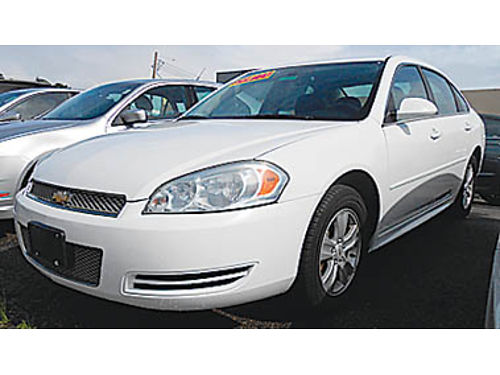 2013 CHEVY IMPALA LS one owner low miles prior rent 10995 P1813R238171 Only at WINN HYUNDA
