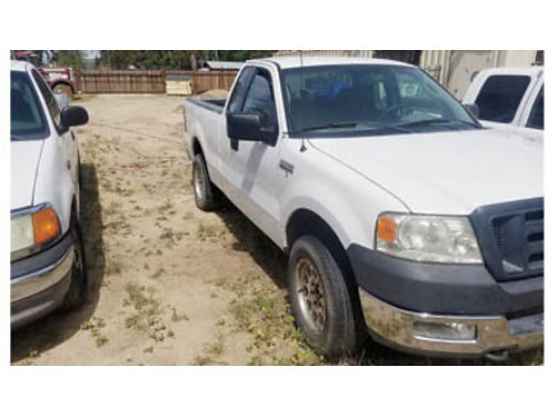 2005 FORD F150 4X4 Mileage 154580 Automatic 8 Cylinder Good Condition 5600 obo