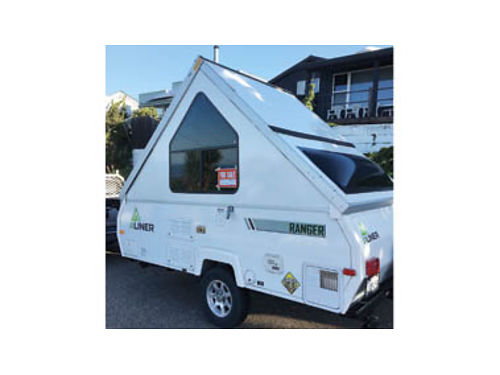 2012 A-LINER RANGER Pop up Camper with off road package ecellent condition will show if serious
