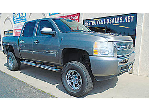 2007 CHEVY SILVERADO 1500 nice Lift kit 18992 7541549292 BEST BUY AUTO SALES over 100 cars