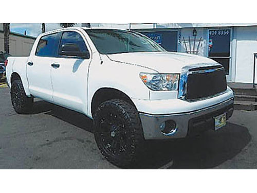 2010 TOYOTA TUNDRA CREW MAX Lifted only 68K miles 23995 8831344532 CENTRAL COAST CAR CO 1