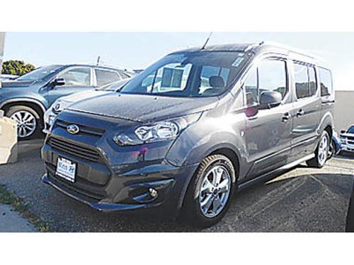2014 FORD TRANSIT CONNECT 7 passenger only 22K miles 16995 P1924156556 Only at WINN HYUNDAI