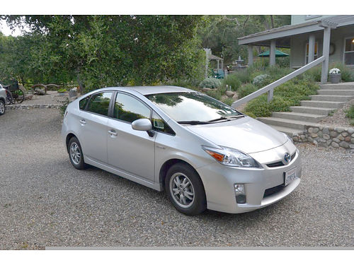 2011 TOYOTA PRIUS TWO - 18L 4 cyl Hybrid AT ac pwd tw pdl Cruz mp3 bluetooth 6 airbags