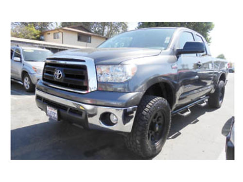 2012 TOYOTA TUNDRA Double Cab SR5 4x4 lifted TRD off-rd pkg 22995 1178255773 SBCARCO 1001