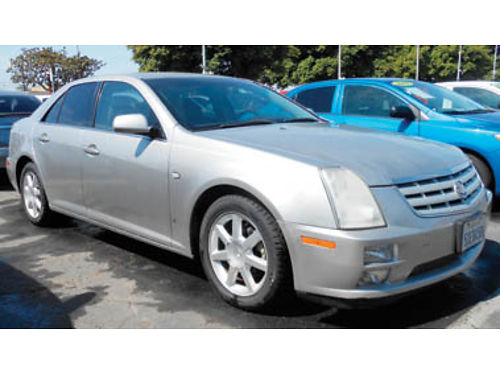 2006 CADILLAC STS Luxury - a must see 6995 1226128244 SBCARCO 1001 West Main St Santa Maria