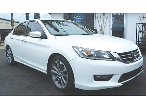 2014 HONDA ACCORD SPORT Prem whls one owner hard to find 15995 8855068892 CENTRAL COAST CA