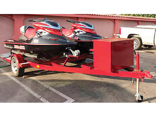 2006 SEADOO RXP Supercharged 1C 215hp never in salt water 11  12 hrs used Condition new never