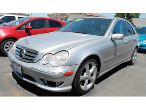 2005 MERCEDES BENZ C230 Sport pkg low miles 8995 0985879238 SBCARCO 1001 West Main St Sant