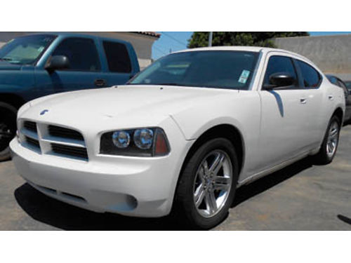 2008 DODGE CHARGER 6cyl nice car 7995 1229278046 SBCARCO 1001 West Main St Santa Maria 80